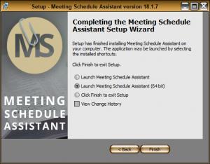 MSA Rebranded Installer