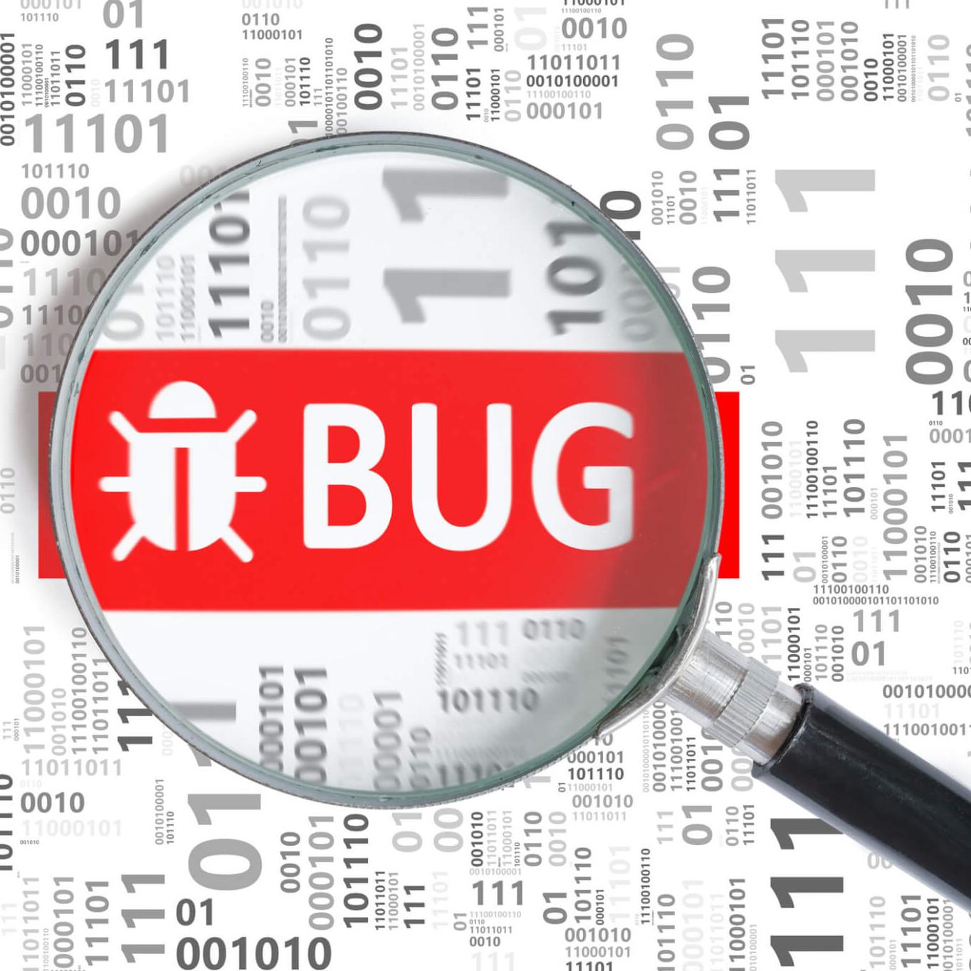 Found Bug